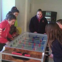 Photo taken at Kafeterya by Aysel T. on 1/13/2012