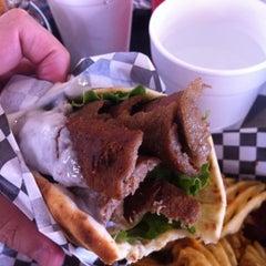 Photo taken at Burger Bueno by Derek B. on 4/7/2011