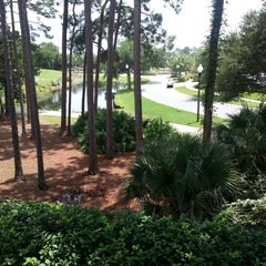 Photo taken at Bay Point Golf Resort & Spa by Chris H. on 7/28/2012