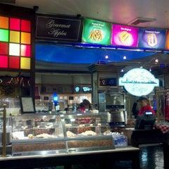Photo taken at New York Pretzel by Merwin 💞 V. on 4/4/2012