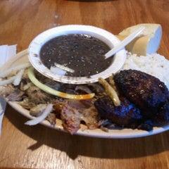 Photo taken at Black Bean Cuban Cafe by G. Meko J. on 10/9/2011