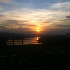 Photo taken at Redheugh Bridge by Paul T. on 9/30/2011
