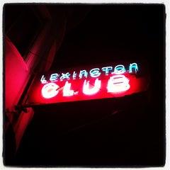 Photo taken at Lexington Club by Steve R. on 12/4/2011