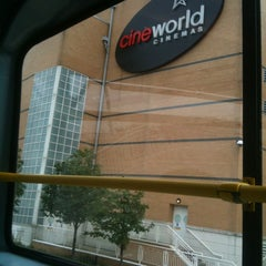 Photo taken at Cineworld by selina a. on 8/24/2012