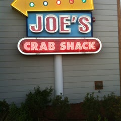 Photo taken at Joe's Crab Shack by J J. on 4/15/2012
