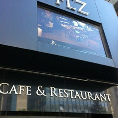 Photo taken at Flz Cafe & Restaurant by Gökhan G. on 5/22/2012