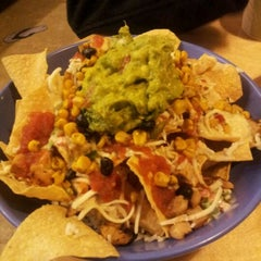 Photo taken at Burrito Boarder by ashley b. on 1/4/2012