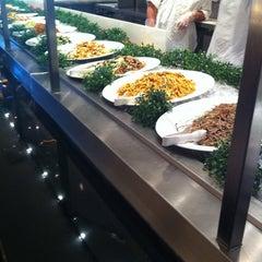 Photo taken at Minado Restaurant by Tanya C. on 1/24/2011