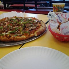 Photo taken at Peter Piper Pizza by Johnny H. on 3/14/2012