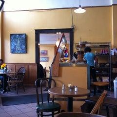 Photo taken at Mount Bakery Cafe by Jonah G. on 7/23/2012