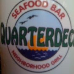 Photo taken at Quarterdeck Restaurant by Deven N. on 7/23/2012