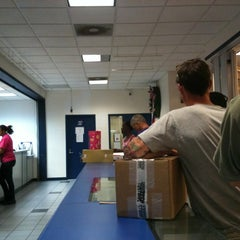 Photo taken at United States Post Office by Jennifer T. on 6/13/2011