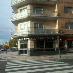 Photo taken at El Pato Rojo by andres v. on 11/12/2011