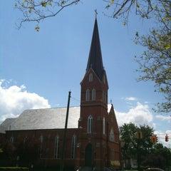 Photo taken at St. Colman of Cloyne Catholic Church by Dan W. on 5/9/2012