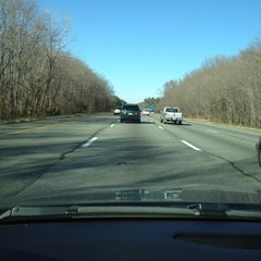 Photo taken at I-295 Exit 28/I-64 by Snicklefrits on 12/19/2011