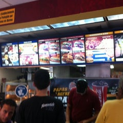 Photo taken at Burger King by Jenny C. on 7/16/2011