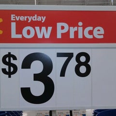 Photo taken at Walmart Supercenter by Robert P. on 6/18/2012