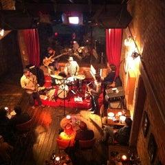 Photo taken at Madeleine Bar by Samuel C. on 7/22/2012