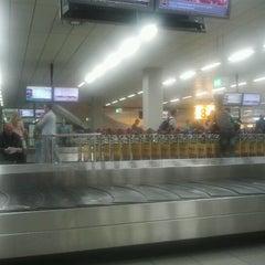 Photo taken at Baggage Belts by Gerrit v. on 6/27/2012