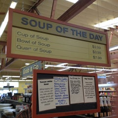 Photo taken at New Seasons Market by Phil W. on 2/21/2012