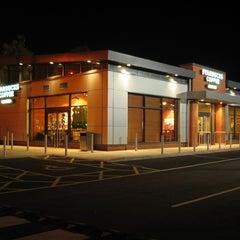 Photo taken at Starbucks by Mark H. on 7/27/2011