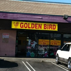 Photo taken at Golden Bird by Theron X. on 12/21/2011