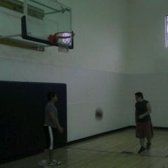 Photo taken at Onion Creek Basketball Gym by Angel O. on 1/24/2012