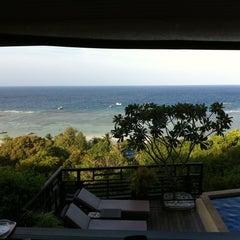 Photo taken at Chintakiri Resort by Luc K. on 8/7/2011