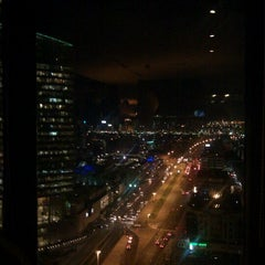 Photo taken at Kris with a view by Alex T. on 1/17/2012