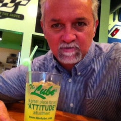 Photo taken at Quaker Steak & Lube® by Stacy S. on 4/25/2012