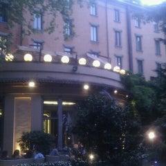 Photo taken at Sheraton Diana Majestic by Valentina P. on 6/30/2012