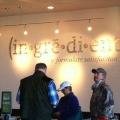 Photo taken at Ingredient by Anna T. on 11/3/2011