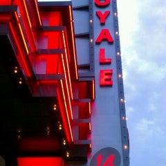 Photo taken at Regal Cinemas Hyattsville Royale 14 by Liza T. on 8/27/2011