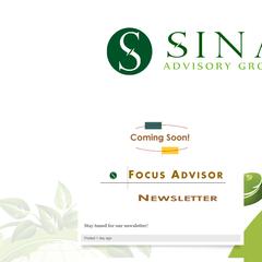 Photo taken at Sina Advisory Group by Sina Advisory Group on 1/3/2012