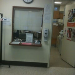 Photo taken at NYULMC-RUSK Institute by Daisy on 11/15/2011