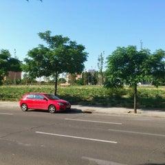 Photo taken at Parque de Ginebra by Pablo R. on 7/5/2011
