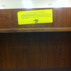 Photo taken at DVC Library by Sean K. on 2/28/2012