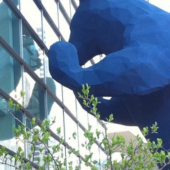 Photo taken at Colorado Convention Center by Kat S. on 5/4/2011