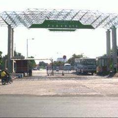 Photo taken at Terminal Purabaya (Bungurasih) by Arief A. on 8/26/2012