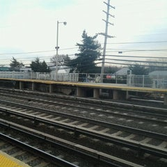 Photo taken at LIRR - Queens Village Station by Prince H. on 1/6/2012