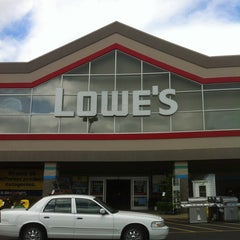 Photo taken at Lowe's Home Improvement by David W. on 5/21/2012