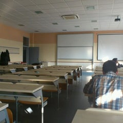 Photo taken at Uçak ve Uzay Bilimleri Fakültesi by Can B. on 12/1/2011