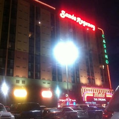 Photo taken at Sands Regency Casino & Hotel by Ashley on 3/3/2012