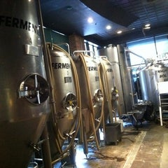 Photo taken at Tampa Bay Brewing Company by Rand F. on 6/29/2011