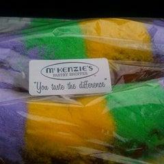 Photo taken at McKenzie's Tastee Restaurant by Christina on 2/20/2012