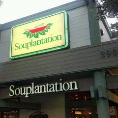 Photo taken at Souplantation by Daniel N. on 7/16/2012