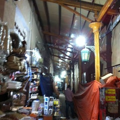 Photo taken at Spice Souq سوق البهارات by Sajid A. on 2/17/2012