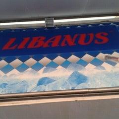 Photo taken at Libanus by Pedro C. on 7/29/2012