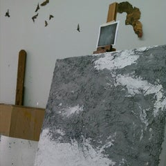 Photo taken at Reis Art Studios by Erick S. on 6/13/2012