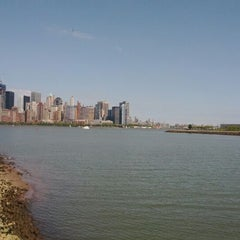 Photo taken at NY Waterway Ferry Terminal Liberty Harbor by Jeffrey K. on 5/6/2012